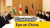 India, US, Japan, Australia unite to checkmate China