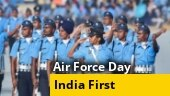 Air Force Day: Debutant Rafale steals the show, Balakot braves honoured, more