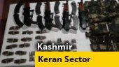 J&K: Army foils major arms smuggling attempt at LoC, rifles and ammunition recovered