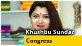 Khushbu Sundar quits Congress, says was being 'suppressed'