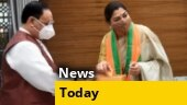 Khushbu Sundar joins BJP; Nirmala Sitharaman's festival offer; more