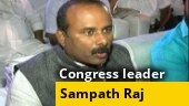 Bengaluru riots plot: Sampath Raj contacted SDPI leader