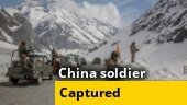 China's PLA soldier captured near Ladakh's Demchok