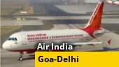 Panic grips after passenger claims 'terrorist' onboard Air India's Delhi-Goa flight