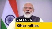 Watch PM Modi's Bihar poll blitz