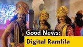 Good News: Lucknow's Aishbagh Ramlila goes digital amid Covid crisis