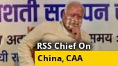 RSS chief lauds India's response to China; lists CAA, Article 370 among 'noteworthy incidents'