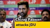 Nitish Kumar is anxious: LJP chief Chirag Paswan reacts to viral video released by JDU