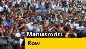 Manusmriti row escalates into slugfest between BJP, VCK in TN