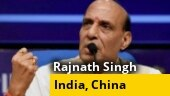 Rajnath Singh cautions Indian troops amid India-China border standoff