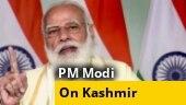 Kashmir is on a new path of development, says PM Modi | Watch