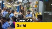 Delhi markets crowded despite spike of over 5,000 daily Covid cases