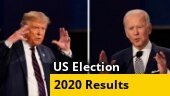 Race for America: Joe Biden holds edge over Donald Trump as counting underway