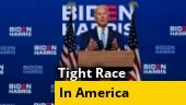 Biden expands lead as vote counting continues; FB, Twitter take action on misleading posts by Trump; more