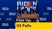 Campaigned as a Democrat, but will govern as an American president: Joe Biden; more