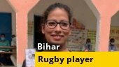 This women's national rugby team player learnt sport by watching youtube videos
