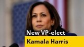 The life and politics of Kamala Harris, new US VP-elect