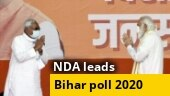 Bihar elections 2020: Trends show NDA marching ahead of Grand Alliance