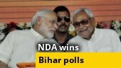 Bihar elections: NDA all set to form government