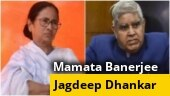 Bengal Guv Jagdeep Dhankhar slams CM Mamata Banerjee after attack on Dilip Ghosh's convoy