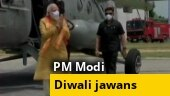 PM Modi to celebrate Diwali with jawans today