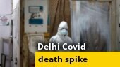 Delhi in grip of Covid again, records biggest death spike in over 5 months