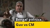 Bengal Governor says political killings must stop, Mamata Banerjee alleges outsiders' role