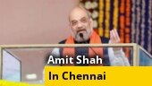 Amit Shah in Chennai today for BJP's 'Mission Tamil Nadu'