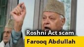 Farooq Abdullah's name surfaces in Roshni land scam