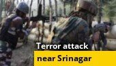 2 Army soldiers killed in terror attack near Srinagar
