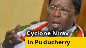 Cyclone Nivar: 2,000 people moved to relief camps, says Puducherry CM V Narayanasamy