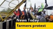 Is the current farmer protest political?