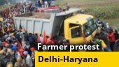Watch reactions of politicians on farmers' protest