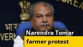 Confident that matter will be resolved with talks: Agriculture minister Narendra Tomar on farmers' protest
