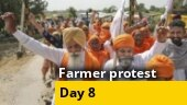 Farmers' protest: Various routes connecting UP-Delhi closed