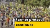 Delhi deadlock: Farmer fury on roads day 8