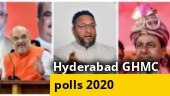GHMC election results 2020: TRS wins over 50 seats, close fight btw BJP, AIMIM