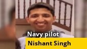 Body of missing Navy pilot Commander Nishant Singh found in Arabian Sea