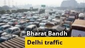 Ground Report   Bharat Bandh in Delhi: Traffic disrupted in ITO