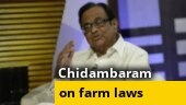 He was initiating a consultation: Chidambaram on Sharad Pawar's letter