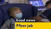 Good news: UK starts Covid vaccination programme, 90-year-old woman gets first Pfizer's shot