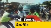 Andhra Pradesh leader refuses to pay toll tax, slaps booth worker