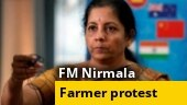 MSP apprehensions are baseless: Nirmala Sitharaman speaks on farm law protests | EXCLUSIVE