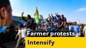 Farmer leaders sit on hunger strike at Singhu border as protest enters day 19