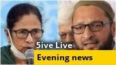 Mamata's direct attack on Owaisi, TMC rebel Suvendu Adhikari resigns as MLA, More
