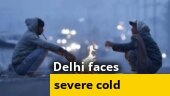 Delhi reels under severe cold; records 3 degress Celsius