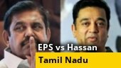 Tamil Nadu CM Palaniswami attacks Kamal Haasan over hosting Bigg Boss; MNM founder hits back