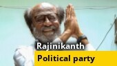 Three dates in January finalised for launch of Rajinikanth's political party