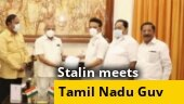 MK Stalin meets Tamil Nadu Governor, alleges corruption by AIADMK ministers