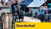 Jammu and Kashmir: 3 CRPF jawans injured in grenade attack in Ganderbal
